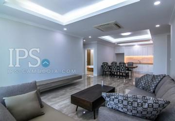 3 Bedrooms Serviced Apartment For Rent - BKK1, Phnom Penh