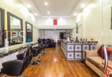 5 Room Spa Business For Sale - Wat Bo, Siem Reap