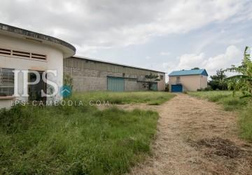 5,600sqm Land For ? Sale - Svay Rolu, Kandal