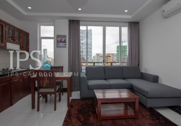 1 Bedroom Service Apartment For Rent - Boeung Trabek, Phnom Penh