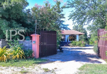 8,823 Sqm Land for Sale - Khan Por Sen Chey, Phnom Penh