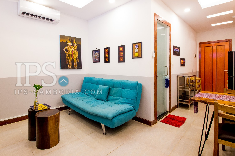 1 Bedroom Apartment For Rent - BKK2, Phnom Penh