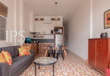 1 Bedroom  Apartment For Rent - Phsar Kandal 1, Phnom Penh
