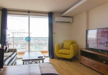 Studio Apartment For Rent- Veal Vong, Phnom Penh