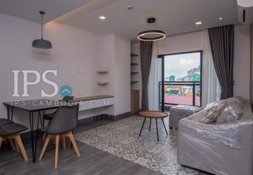 1 Bedroom Service Apartment For Rent -  Chakto Mukh, Phnom Penh