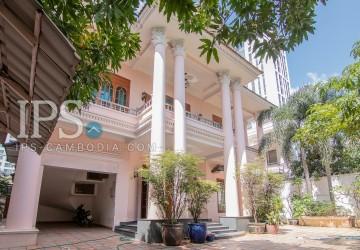 6 Bedroom Villa For Rent - BKK1, Phnom Penh