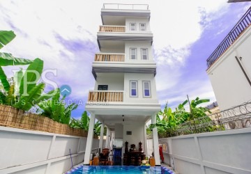 7 Rooms Apartment Building For Rent - Sala Kamreuk, Siem Reap