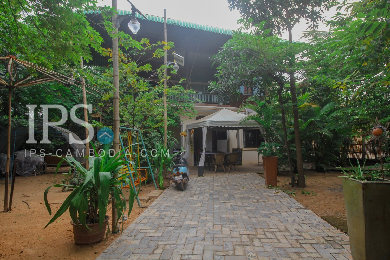 Restaurant  Business For Sale - Sala Kamreuk, Siem Reap