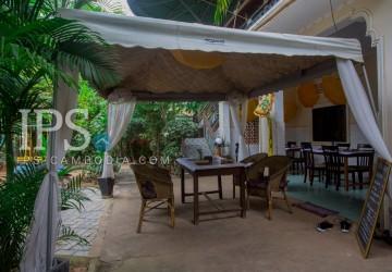 Restaurant  Business For Sale - Sala Kamreuk, Siem Reap thumbnail