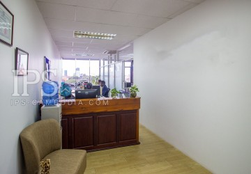 Office Space For Rent - Tonle Bassac, Phnom Penh