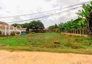 910sqm Land For Sale - Slor Kram, Siem Reap