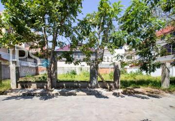 283sqm Land For Sale - Tonle Bassac, Phnom Penh