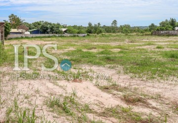 1,200 sqm. Land For Sale -  Klang Leu, Sihanoukville
