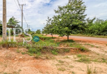 1,200 sqm. Land For Sale -  Klang Leu, Sihanoukville thumbnail