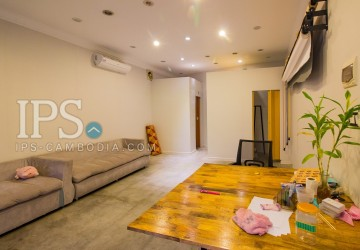 Commercial Space For Rent - Chakto Mukh, Phnom Penh