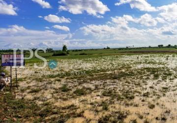 2,392sqm Land For Sale - Sambour, Siem Reap