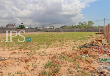2,000sqm Land For Sale - Ochheuteal Beach, Sihanoukville