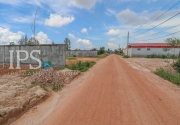 300sqm Land For Rent - Ochheuteal Beach Area, Sihanoukville thumbnail