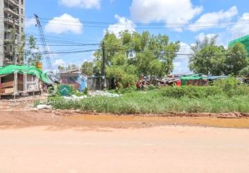 2,450sqm Land For Rent - Ochheuteal Beach Area, Sihanoukville