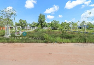 600sqm Land For Rent - Ochheuteal Beach Area, Sihanoukville