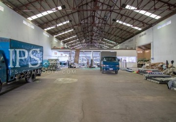 Warehouse  For Rent - Teuk Thla, Phnom Penh