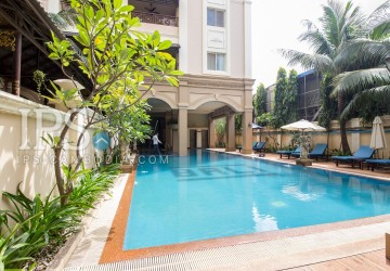 2 Bedroom Apartment For Sale - Teuk Thla, Phnom Penh