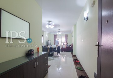 2 Bedroom Condo Unit For Sale - Teuk Thla, Phnom Penh