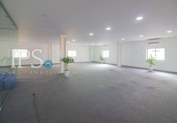 313 Sqm Office Space For Rent at BKK1, Phnom Penh