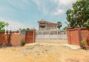 5 Bedroom House For Rent - Sambour, Siem Reap