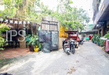 Guesthouse and Restaurant Business for Sale - BKK1