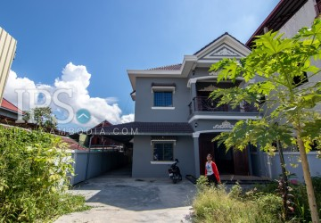 6 Bedroom Villa  For Rent in Preaek Pra, Phnom Penh