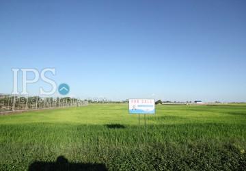 5,990sqm Land For Sale - Chreav, Siem Reap