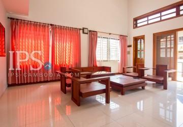 3 Bedroom Apartment For Rent - Toul Tumpung. Phnom Penh