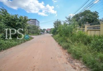1,200 sqm Land For Sale - Independence Beach Area, Sihanoukville