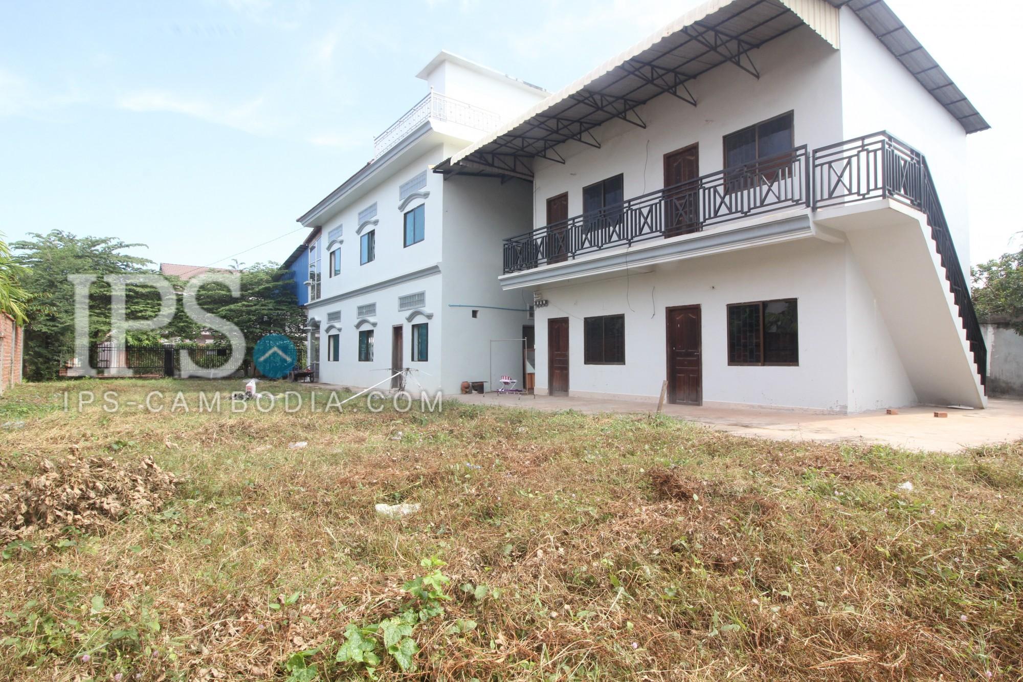 8 Bedroom Villa  For Sale - Slor Kram, Siem Reap