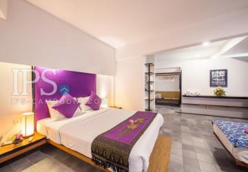 5 Room Boutique Hotel For Sale - Pub Street Area, Siem Reap