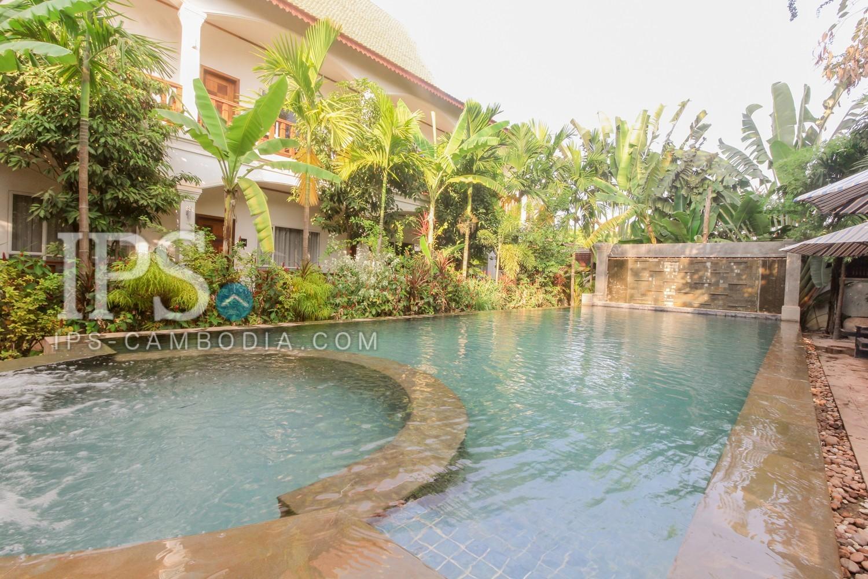 12-room boutique hotel  For Sale in Slor Kram, Siem Reap