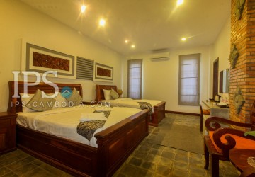 8 Rooms Boutique Hotel For Rent - Sala Kamreuk, Siem Reap
