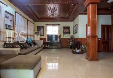 4 Bedroom Villa  For Sale - Chroy Changva, Phnom Penh