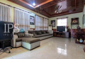 4 Bedroom Villa  For Sale - Chroy Changva, Phnom Penh