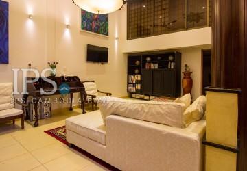 2 Bedroom Apartment For Rent - Toul Svay Prey 1, Phnom Penh