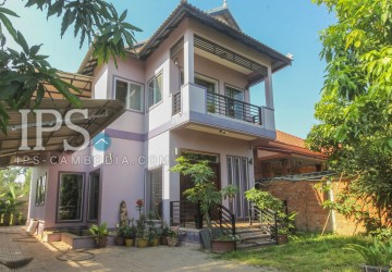 3 Room Villa For Rent - Sala Kamreuk, Siem Reap
