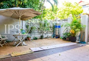 Twin Villa For Rent - Bassac Garden City, Phnom Penh
