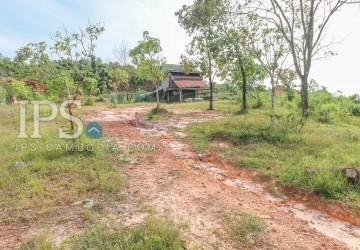 5,950 sqm Land For Rent - Ream, Sihanoukville