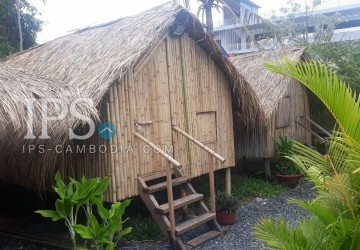 5 Rooms Boutique Hotel Business For Sale - Kampot