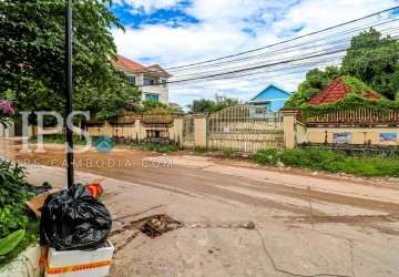 770sqm Land For Rent - Independence Beach Area, Sihanoukville thumbnail