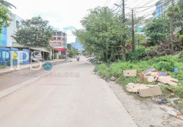 1,380 sqm Land For Rent - Independence Beach Area, Sihanoukville