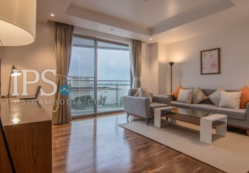 1 Bedroom Serviced Apartment  For Rent - Chakto Mukh, Phnom Penh