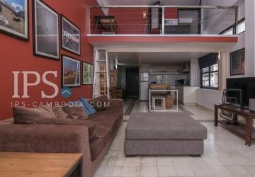 1 Bedroom Apartment For Rent - Daun Penh, Phnom Penh thumbnail
