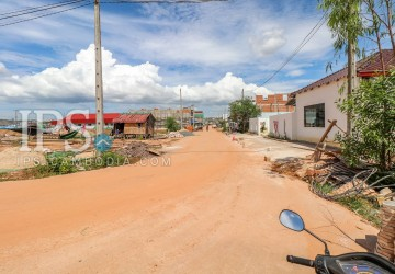 1318 sqm Land for Sale  - Ochheuteal Beach Sihanoukville